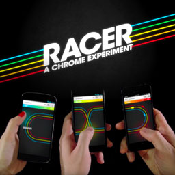 Racer by Stewart Smith and Google Creative Lab