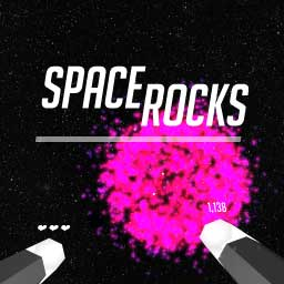 Space Rocks by Stewart Smith and Moar Technologies Corp
